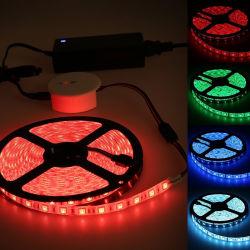 Rainmin 12V impermeabile 60LEDs sceglie l'indicatore luminoso di striscia di colore per l'albero di Natale