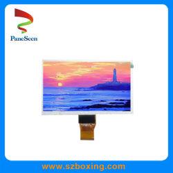 """9.7 """" aktive Matrix TFT LCD mit 1024 (RGB) *768 Resolution/50pins für industrielles verwendet"""