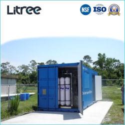 Conteneurisées UF GPD 4000 Matériel de l'eau pure Usine de filtration
