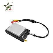 Intervalo longo Uav/Fpv o transmissor de vídeo SDI do Sistema de Transmissão Sem Fio Cofdm