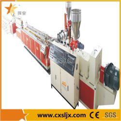 Perfil de PVC/techo/panel/apoyando la línea de producción de extrusión