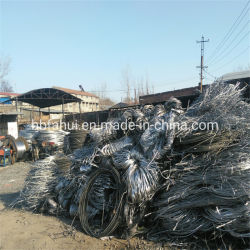 Высокое качество 99,97% алюминиевого лома/алюминиевый провод лома черных металлов с заводская цена