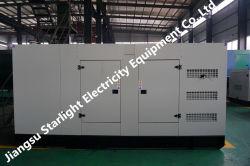 極度の静かな中国Shangchaiの主な600kw発電の発電機
