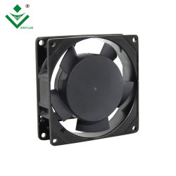 220 Ventilator die de met geringe geluidssterkte van de Ventilator van de Uitlaat van de Volt 92X92X25 AC voor Heatsink 9225 AC Ventilator 92mm koelen van de Omschakelaar