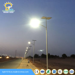 indicatore luminoso di via solare 60W di 8m con il comitato solare