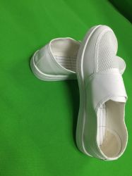 Pvc Leather Shoes ESD Shoes voor Cleanroom ln-1577106A