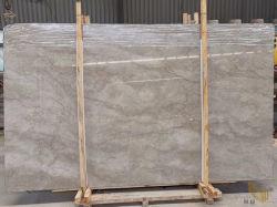 حجارة رخامية بيضاء/بني/رمادي طبيعية من أجل التزيين على الألواح/الطاولة/المدفأة/سطح الطاولة/الحمام/الأرضية/الأرضية/الأرضية/الأرضية