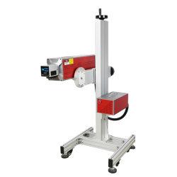 Все в одном CO2 лазерной маркировки на высокой скорости машины кодирования машины лазерный принтер лазерный CO2 для кодирования на пластмассовых материалов
