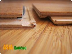 Stand Woven Bamboo 바닥재 설계
