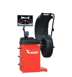 Интеллектуальное управление для балансировки колес с помощью технологии измерения сонара для рабочего совещания