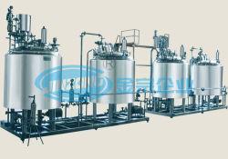مصانع حقن الأدوية، مصنع الفولاذ المقاوم للصدأ والخزان