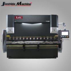 6 Mittellinie hydraulische CNC-Presse-Bremse für Metallstahl