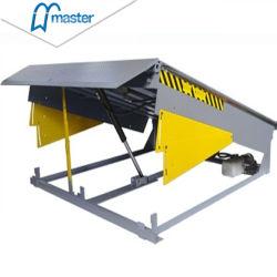 Rampa de Carga Automática Vertical Fija de Levantamiento Niveladora