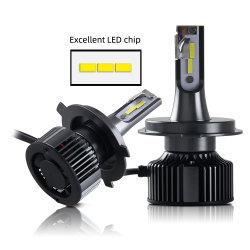 EMC極度の明るいH4 H7 H13 9005 9006クリー族チップK9自動車LEDの球根のヘッドライト