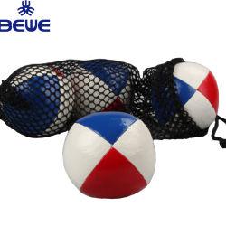 Fabricante barato personalizados Mini Brinquedo Bola Ecossustentável macio couro PU promocionais jogar bola