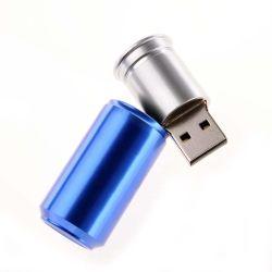 Metallkoks-Flasche USB-Stock-Ring-Ziehen metallisches Dose USB-Blitz-Laufwerk kann USB
