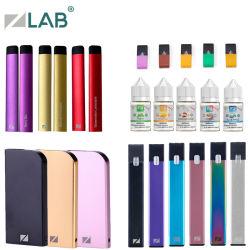 Zlab Hülse-System E-Zigarette Frucht-Aroma WegwerfVape Feder E-Flüssigkeit
