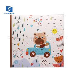 Albums photo traditionnel Usine, couverture imprimée à grande capacité DIY album, album photo de famille détient 600 Photos horizontale et verticale