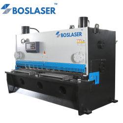 QC11y-12X3200 Cisaillement guillotine hydraulique machines/plaque en acier de machines de coupe