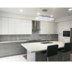 Белый цвет качества меламина отделка кухни кабинет