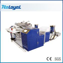 熱ペーパースリッタースリッターRewinderの自動機械装置