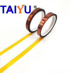 Pi du ruban adhésif haute résistance à la température pour les BPC de bande de protection de masquage