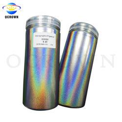 Campione libero! Polvere olografica di Holo dei pigmenti di effetto del Rainbow di SDS per le vernici, le vernici di spruzzo per le tazze ecc.