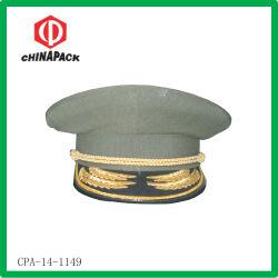 Atingiu um visor de serviço militar Caps (CPA-14-1149)
