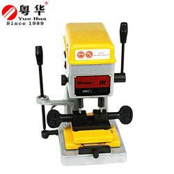 Jingzhun 338e cerrajería clave de la herramienta de máquina de corte 220V/110V AC 90W Máquina de duplicar la llave de suministros de Cerrajero