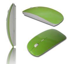Mouse óptico sem fio de 2,4 Ghz, camundongos PC Bluetooth com um dongle USB diversos jogos de cores mouses 10m de alcance (FK-MS01)