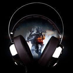 3D 사운드 모드 마이크 유선 게임 헤드셋 헤드폰의 용도 ABS 경량 재질