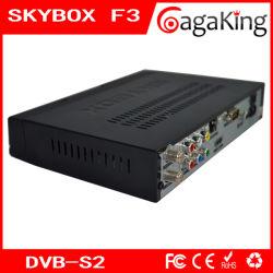 Черный телевизионного приемника Skybox F3