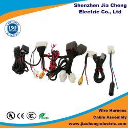 Tête simple câble ruban ligne électronique de faisceau de fils de cuivre pur