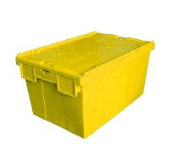 زبونة لون التعشيش صندوق بلاستيكيّة متحرّك مع [أتّهد] غطاء