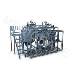 Корпус из нержавеющей стали сосудов высокого давления реактора жидкость системы подготовки