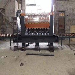 Automatische Bush-Hammer-Oberflächen-aufbereitende Steinmaschine