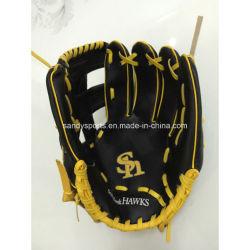 Commerce de gros PVC promotionnel cuir Gant de baseball