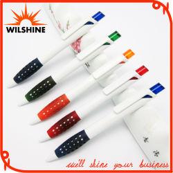 昇進(BP0246)のためのグリップが付いている安いプラスチック球ペン