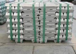 Lingote de zinco pureza 99,99% de material de construção /Lingote/Máquina/de Metais Não Ferrosos