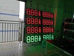 بيع بالجملة في المصنع شاشة LED بسعر الغاز 12بوصة -- مؤشر LED في الهواء الطلق Display (شاشة العرض