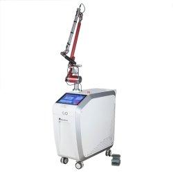 Новые дробные Picosecond лазерный Tattoo снимите станка Q-ND: YAG лазер омоложения кожи