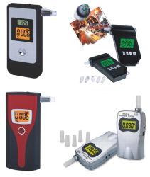Цифровой тестер алкоголя с задержкой дыхания