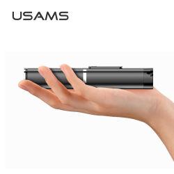 Usams Us-Zb064 Material Flexível Estabilizador Sem Fio Monopod Selfie Stick