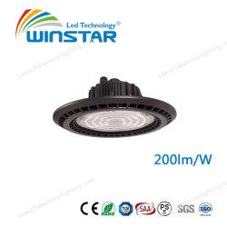 200LMW imprägniern IP65 100W 150W 200W industrielles des UFO-LED hohes industrielles Licht Bucht-Licht-/LED