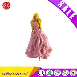 Bonecos de PVC personalizados bastante Princess Action Figure Meninas Brinquedos
