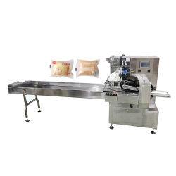 Fluxo automático da máquina de embalagem Máquina Flowpack travesseiro Biscoito Pack