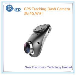 Doppelauto-Gedankenstrich-Kamera-Videogerät mit GPS
