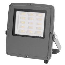 El ahorro de energía del jardín de aluminio impermeable al aire libre de proyectores de luz LED de OSRAM