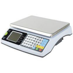PC6 2g 5g 30kg Prix numérique de l'OIML Computing balance de pesage avec pôle