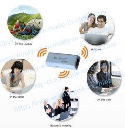 Mini beweglicher WiFi drahtloser Breitband ADSL-Fräser